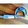 Micrometro Tornillo Micrometrico 0 -1 Pulgada Mitutoyo