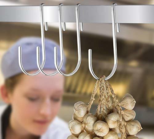 herramientas de cocina pro chef ganchos para colgar -
