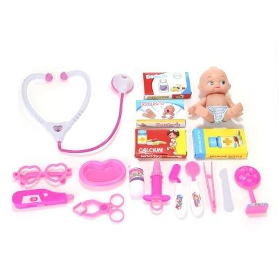 herramientas de enfermera doctor de simulación de lujo