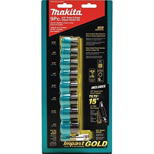 herramientas de mano,makita b-34833 38-inch drive juego ..
