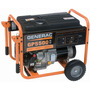 Generac 5975, 5500 Running Watts/6875 Watts, Gas De Arranque