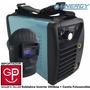 Soldadora Inverter 200amp+ Regalo Careta Fotosensible Energy