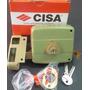 Cerradura Cisa De Sobreponer 50121