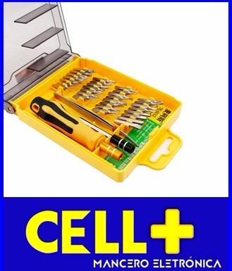 herramientas juego  destornillador  desarmador celulares kit