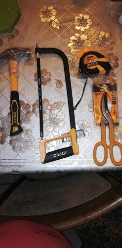 herramientas nuevas ingco