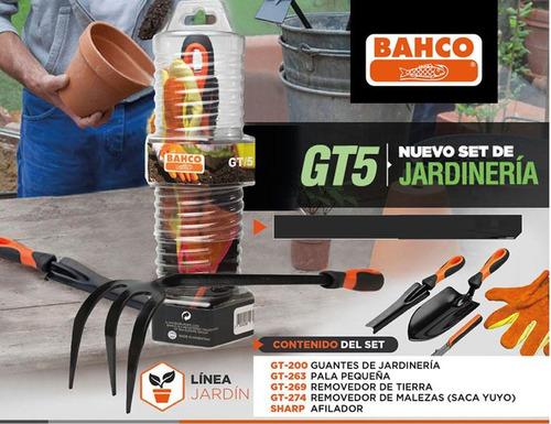 herramientas para jardineria