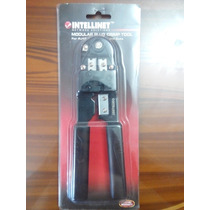 Crimpeadora Rj45 / 8p8c / 8p6c /8p4c Y 8p2c Intellinet