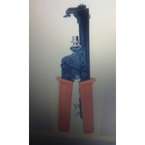 Crimpeadora Para Cable Coaxial Rg 6