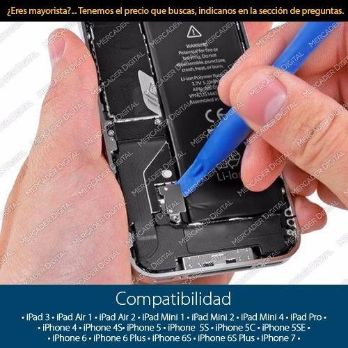 herramientas reparación iphone 4 5 6 7 desarmador pentalobe