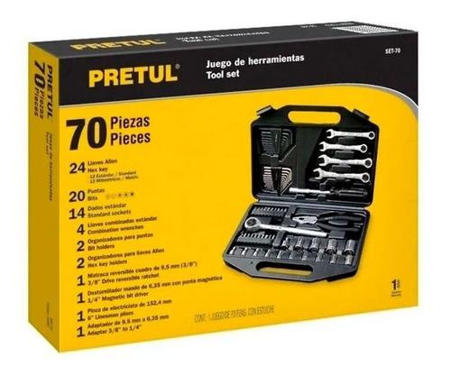 herramientas set combinadas