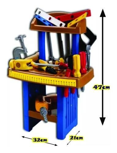 herramientas taller juguete