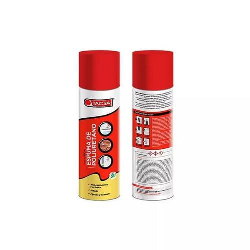 herramita tacsa espuma poliuretano expandido 500 ml oferta