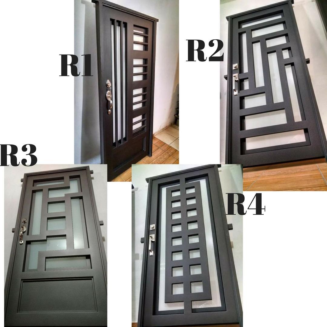 Herreria a domicilio rejas para ventanas puertas whatsapp for Modelos de puertas y precios