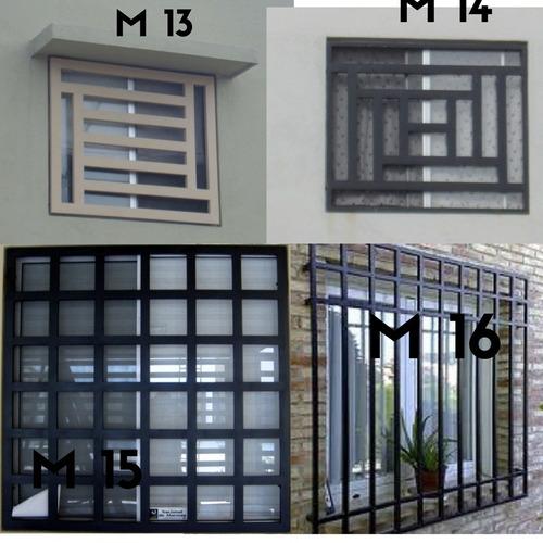 herreria a domicilio rejas protector de ventana minimalista