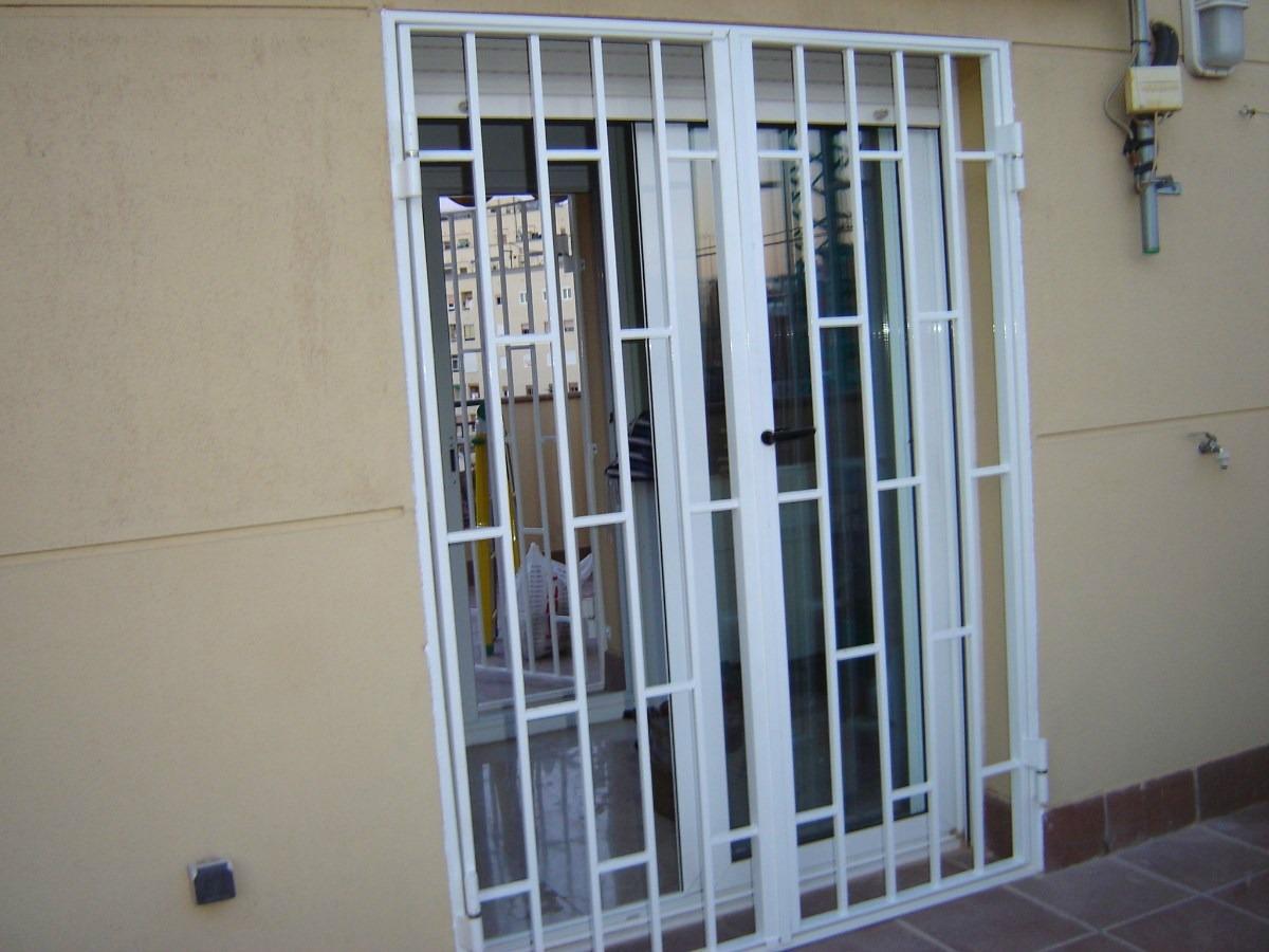 Herreria A Medida,rejas Para Puertas,ventanas,mantenimiento - $ 100 ...