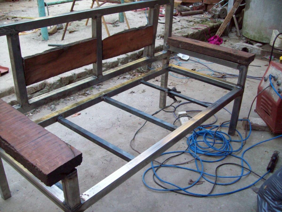 Herreria Artistica Obra Muebles Est Industrial Carteles  # Muebles De Heereria