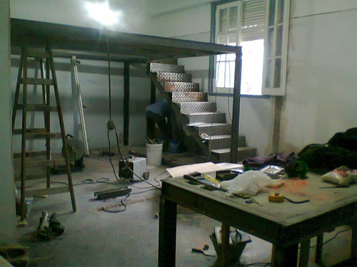 herreria, rejas, barandas, estructuras, entrepisos,escaleras