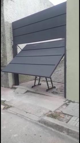 herrería rejas portones basculantes techos livianos muebles