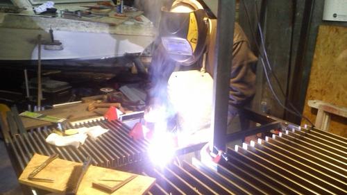herreria, trabajos sobre el hierro, diseños y restauraciones