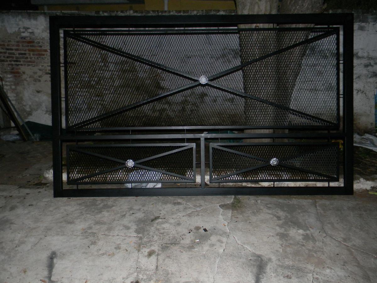 Corredizos desde 1500 mts2 consultenos - Portones de hierro fotos ...