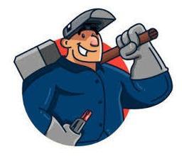herrero herrería  , electricista a  domicilio