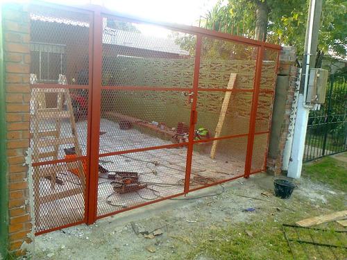 herrero puertas de reja techos cerramientos