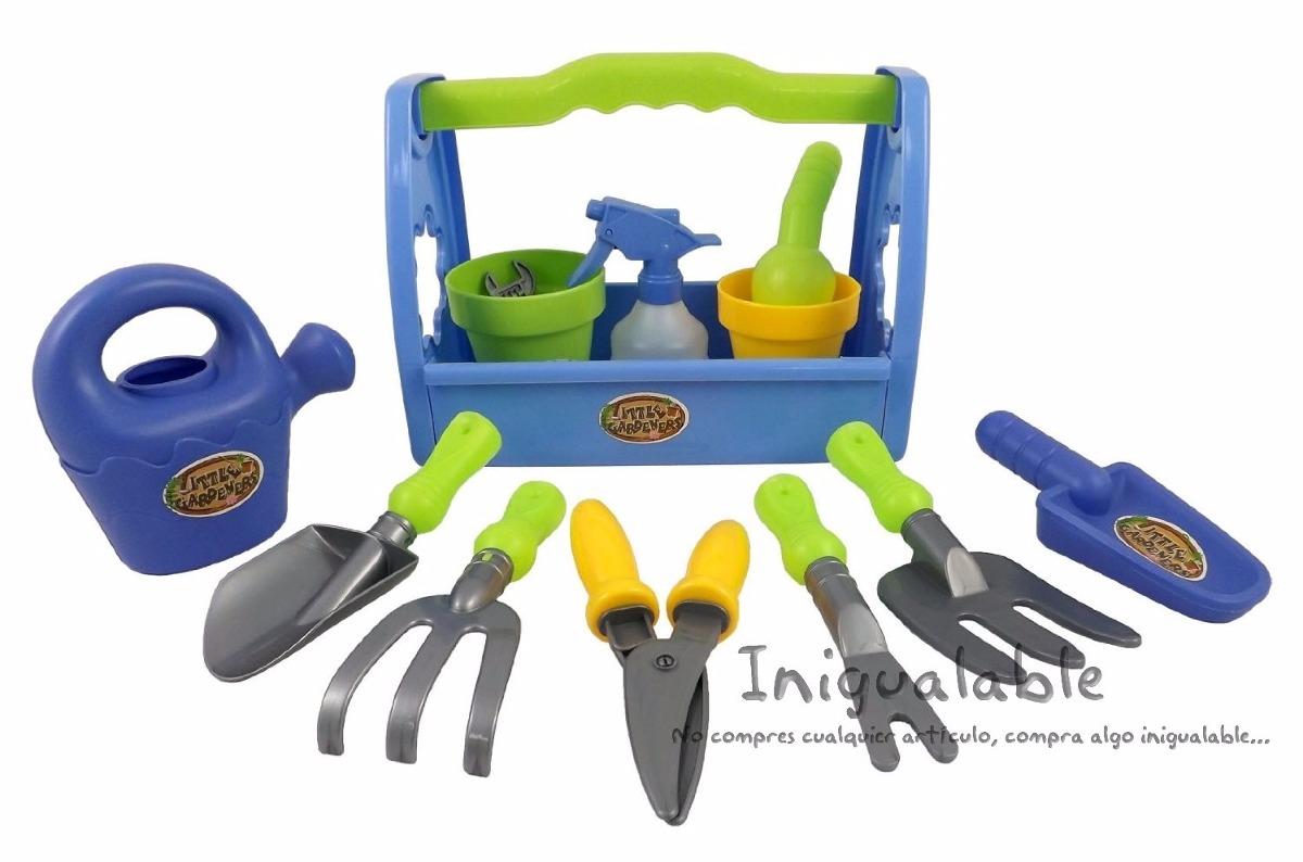 Herrramientas para jardineria de ni os en for Herramientas jardineria ninos