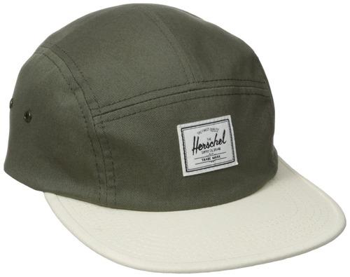 herschel supply co. hombres glendale c algodón, army-khaki,