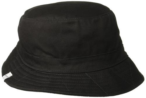 herschel supply co. hombres lago lxl-algodón, negro, talla ú