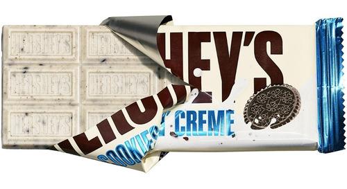 hershey's cookies 'n' creme bar box