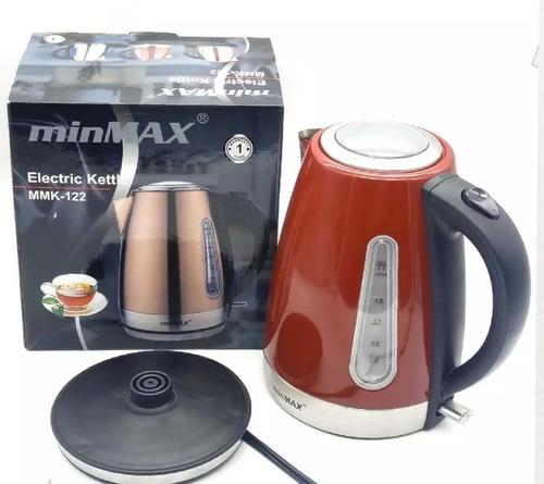 hervidor de agua electronico tetera-minmax