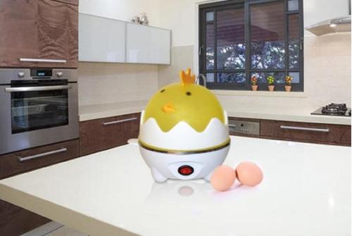 hervidor de huevos pollito olla electrica cocinar huevos