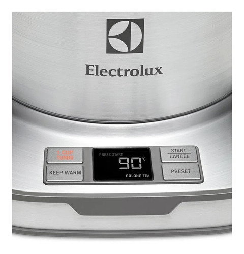 hervidor electrolux 1,7 litros expressionist ekp50 nuevo