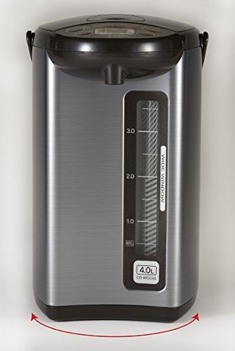 hervidor y calentador de agua zojirushi cdwcc30 micom platea