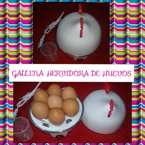 hervidores de huevos electrico