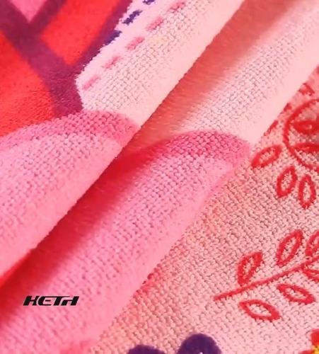 heth - toalla de playa con capucha para niños 100% algodon