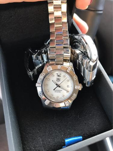 heuer mujer reloj tag