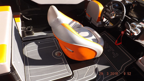 heyday lancha wakeboard wt-1 origen usa - ola surf.  350hp