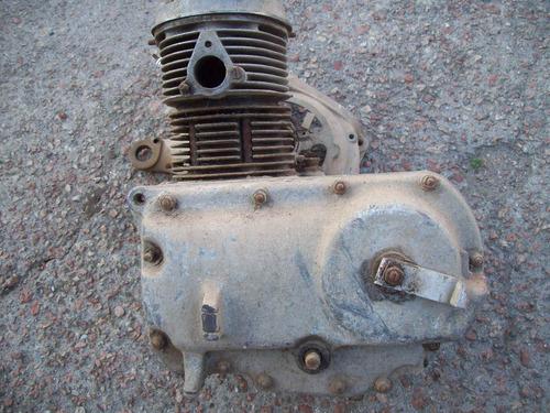 heynkel --motor antiguo 4 tiempos
