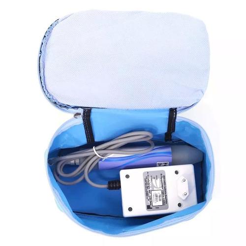hf ibramed aparelho alta frequência portátil facial estética