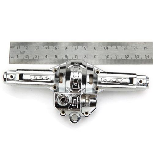 hg p401 / p402 / p601 1/10 rc coche metal exterior cáscara d