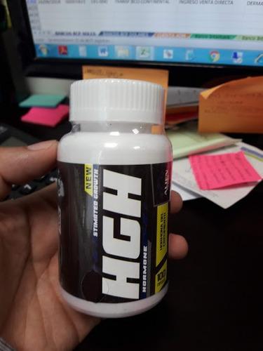 hgh precursor de la hormona del crecimiento, crecer talla