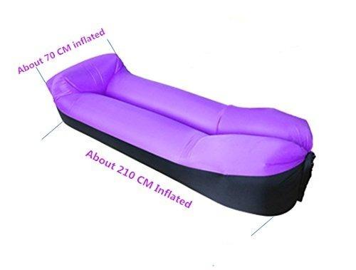 hhobake air sofa, air lounger, bolsa de aire, sofá perezos