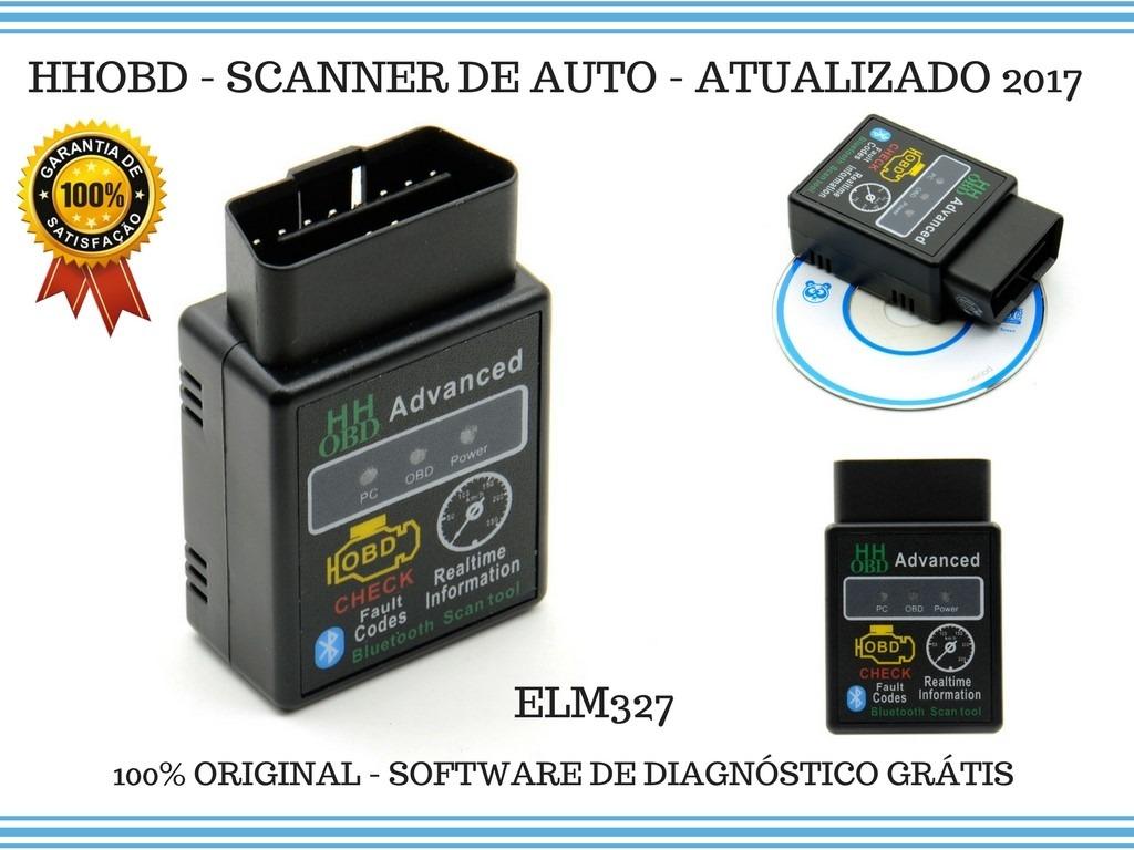 hhobd elm327 obd2 obdii v2 1 android bluetooth carro auto r 49 90 em mercado livre. Black Bedroom Furniture Sets. Home Design Ideas
