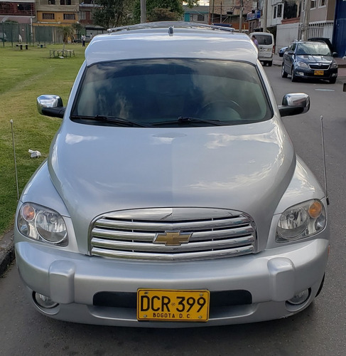 hhr carro chevrolet