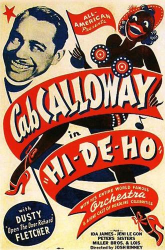 hi-de-ho - dvd - cab calloway - ida james - jeni le gon