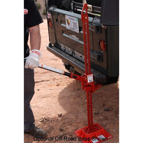 hi-lift jack hl364 36   negro cast y steel