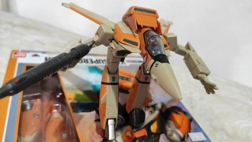 hi metal vt-1 superostrich robotech / macross