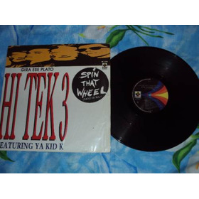Hi Tek 3 Turtles Get Real Spin That Weel Mix Lp12