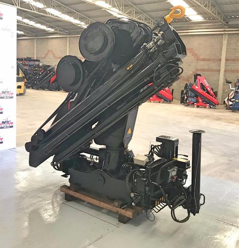 hiab 144-3 de 5 toneladas control remoto- ebossa grúas